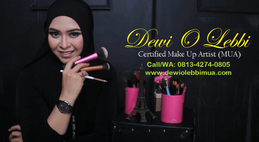 DewiOLebbi Makeup Artist (MUA) Makassar